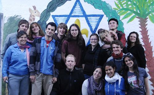 Austausch Israel April 2009